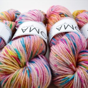 Squish-a-Rino (worsted weight)