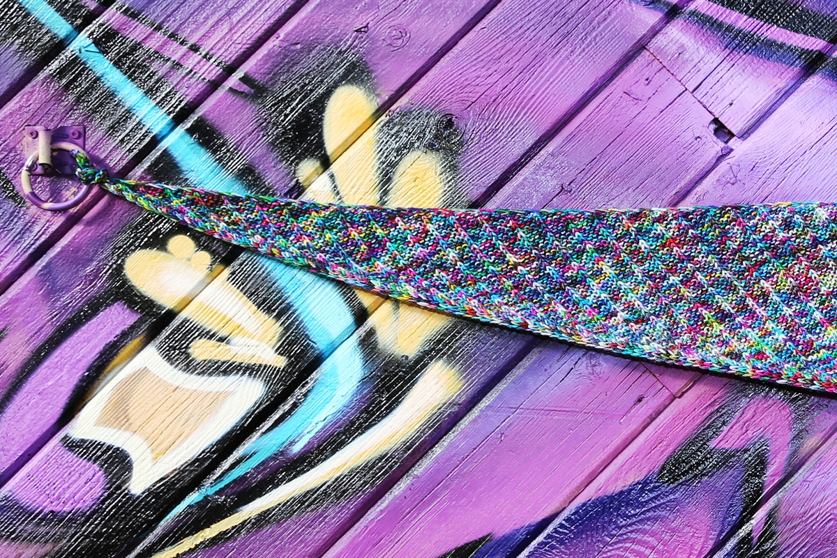 Emjay Bailey Behind the Colourway – Graffito: Art, Inspiration and Fibre
