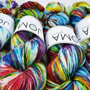 Mashmellow Rino (worsted weight)
