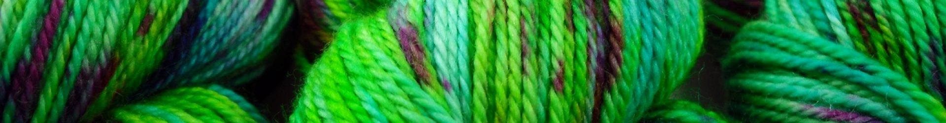 Worsted Pillowspun Twist – Vaguely Magical (Worsted Weight)