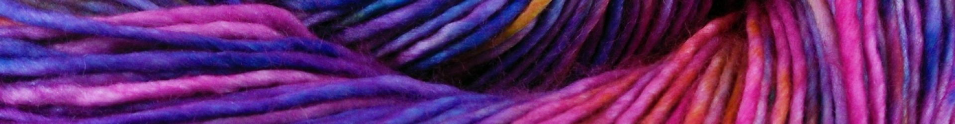 Squish-a-Rino – Huckleberry Finn (worsted weight)