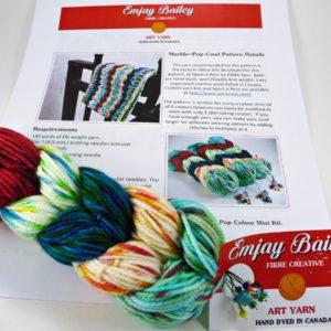 Emjay Bailey - Art Factory Yarns