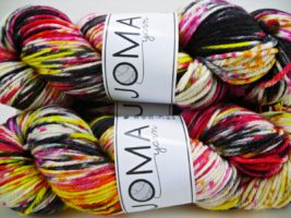 Squishy Awesomeness has a new name.  Pillowspun Twist!